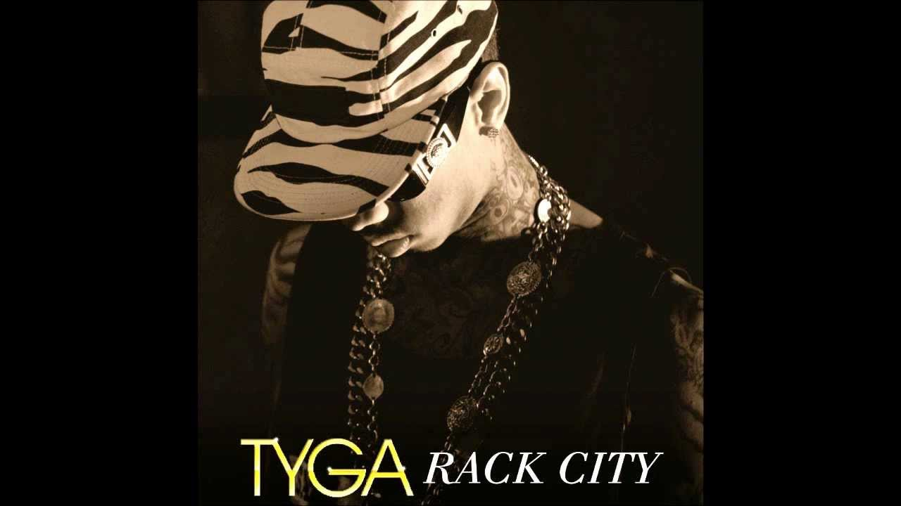 Tyga - Rack City [Clean]