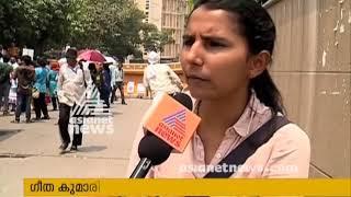 JNU strike against newly added courses on Naxal and Islamic terrorism