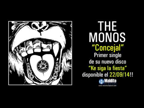 THE MONOS: Audio single
