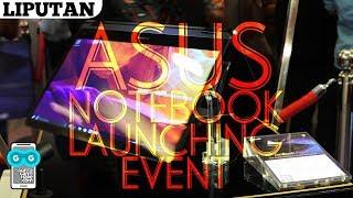 Oleh-oleh dari Ibukota, Liputan Launching ASUS Notebook ala Aa Gogon #ZenbookID