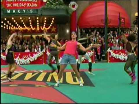 Macys Thanksgiving Parade - Xanadu