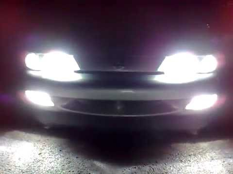 Play: Nissan 200 Sx Se R With Amp Hid Xenon 6000 K Plus Leds