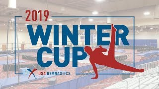 2019 Winter Cup Challenge Senior Event FinalsJunior AllAround Event Finals