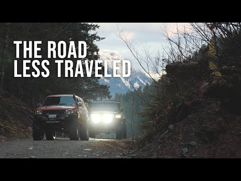 The Road Less Traveled | Epic Jeep Gladiator & Toyota 4Runner Overland Adventure