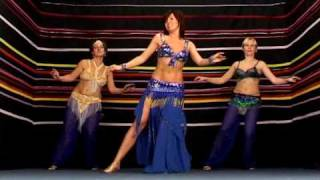 Мария Милославская (Maria Miloslavskaya) - Barsha (belly dance)