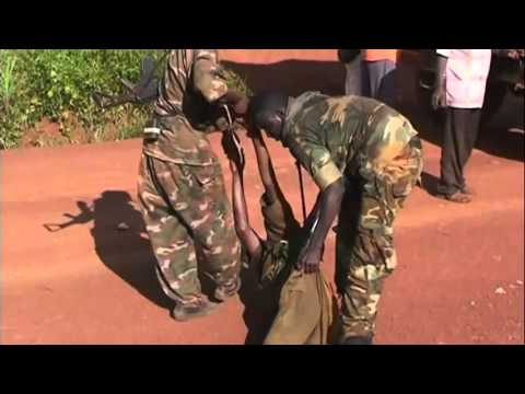 CENTRAL AFRICA REPUBLIC VIOLENCE CLASHES