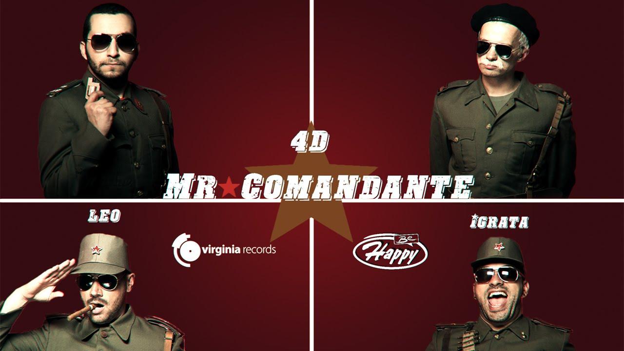 Рафи feat. Део, Лео и Играта - Mr. Comandante
