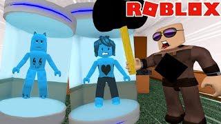Roblox- A FERA NOS PEGOU (Flee the Facility)