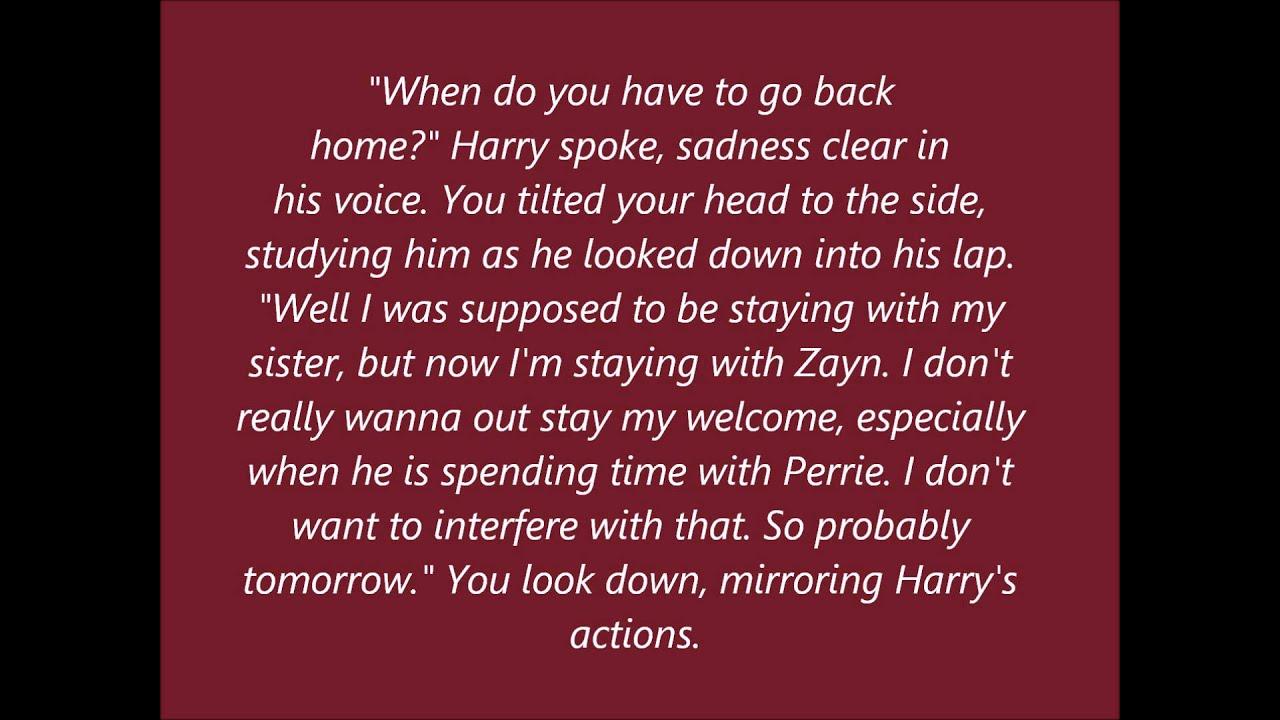 Harry Styles Imagine;Part 9. - YouTube