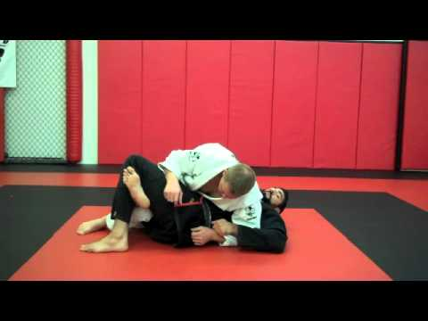 The Roll Over Sweep from Half Guard with James Foster Image 1