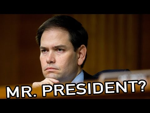 Sen. Marco Rubio Presidential Bid - Does He Have A Chance?