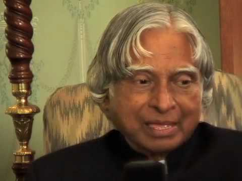 Apj Abdul Kalam:a Leader Should Know How To Manage Failure video