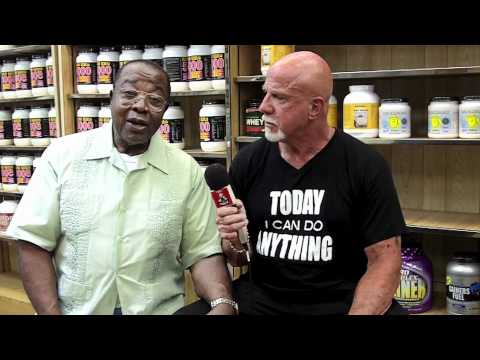 Leroy Colbert on Nutrition Bodybuilding, Ric's Corner-desktop.m4v