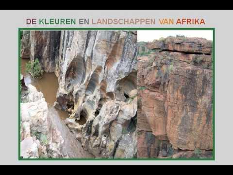 Reis Zuid Afrika