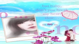 Watch Vonda Shepard Baby Dont You Break My Heart Slow video