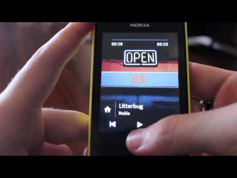 Nokia Asha 501 - Hands-On (+ N9 Guest Appearance) [MyNokiaBlog]