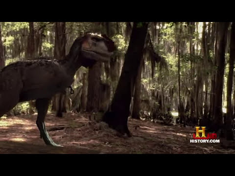 (1) Lucha en el Jurasico - (1/12) El Dinosaurio Caníbal