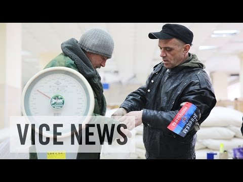 Food Crisis in Eastern Ukraine: Russian Roulette (Dispatch 103)