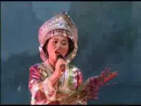 项定秀假如你是一朵花Kheev Lam Koj Yog Ib Rev Paj