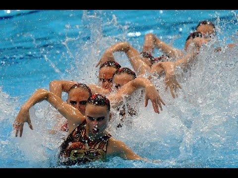 Синхронное плавание   Россия   Олимпийские игры 2012, Лондон