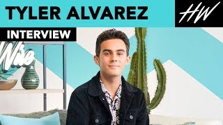 American Vandal's Tyler Alvarez Roommates with James Franco? | Hollywire
