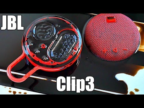 JBL Clip 3 УТОПИЛ В МАСЛЕ l ЧТО БУДЕТ ТЕПЕРЬ ???