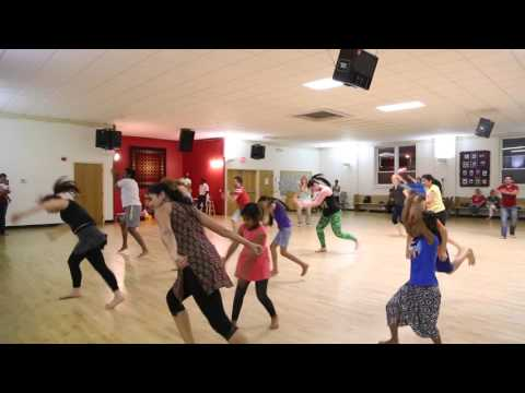 ABCD - Ganapati Bappa Moraya - Choreography