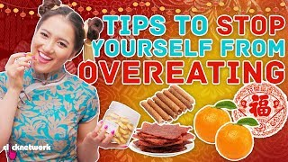 Tips To Stop Yourself From Overeating - No Sweat: EP13