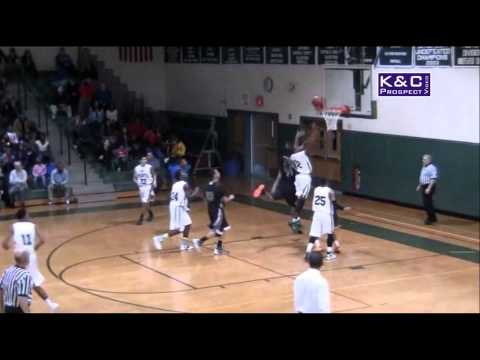 "Devin Burney Basketball Highlight Video - 6'2"" Guard - William Floyd High School (NY) 2013"