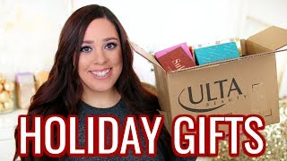 ULTA BEAUTY HAUL DECEMBER 2018! HOLIDAY GIFT IDEAS