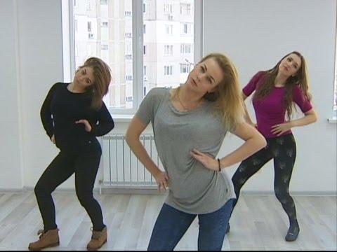 Jazz-funk dance choreography,Видео-урок танцев! Разминка и хореография в стиле джаз-фанк