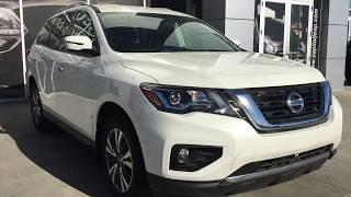 2018 Nissan Pathfinder SV  AWD  Cloth  7 passenger  Bluetooth  Capital Jeep
