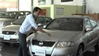 Test Drive Nissan Almera Parte 1/2.mp4
