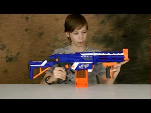 Nerf Elite Retaliator - Nerf Socom Reviews