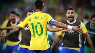 Neymar Jr - Let Me Love You - Olympics 2016 HD