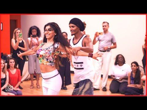 INNA - Ruleta (feat. Erik) - Leo Bruno & Romina Hidalgo - Lambada Dance - Zouk Atlanta