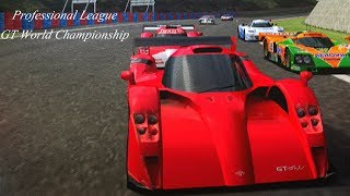 Gran Turismo 3 - Professional League - GT World Championship