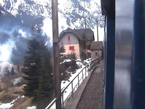 Steam Excursion with 241 A 65 and BR 50 over Gotthard Pass - Part 2