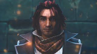 Assassins Creed Origins - Final Fantasy XV BAHAMUT Summon & Ardyn Cutscene | Special Quest + Weapons