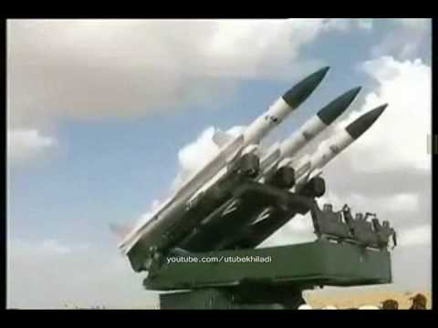 India's Akash Anti Ballistic Missile air Defence system