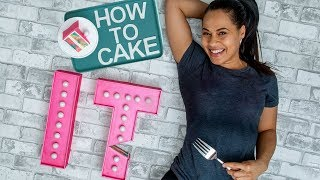 "How To Cake... ""IT"" 