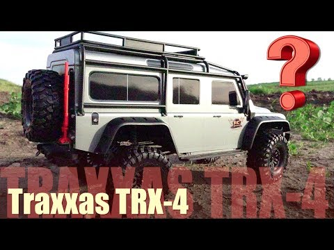 RC ADVENTURES - BEST RTR TRAiL TRUCK of 2017?! Traxxas TRX4 UNBOXiNG