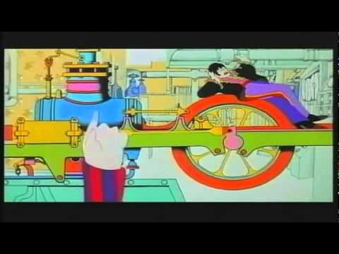 The Beatles - The Beatles - Yellow Submarine (High Definition)