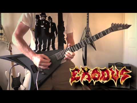 Exodus - Blood In Blood Out Guitar Cover