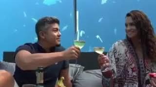 World first underwater hotel 16 feet below sea