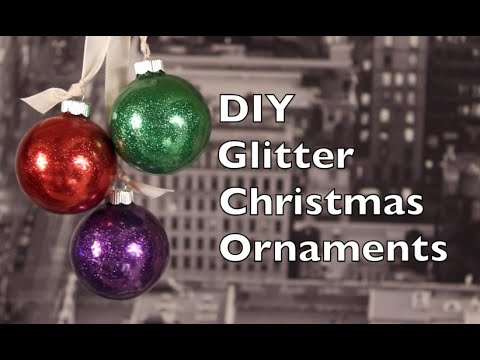 christmas ornament diy how to make christmas ornaments