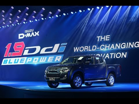 Review : Isuzu D-MAX 1.9 Ddi Blue Power