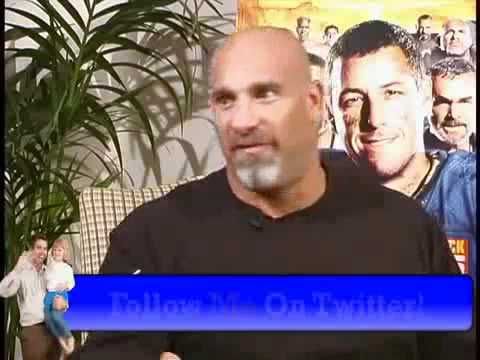 The Best Exclusive Interview   Bill Goldberg 2012
