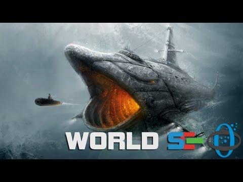 (Мегалодон) Белая акула Субмарина - доказательства существования