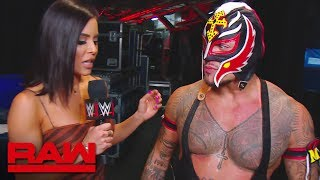 Rey Mysterio needs to think about his family: Raw, Aug. 12, 2019